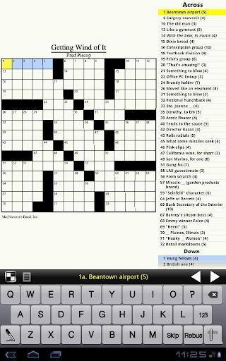 Crossword Light 2.4.5.1 screenshots 7