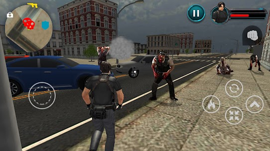 Residence Crime City Shooting Game Hack Game Android & iOS 5