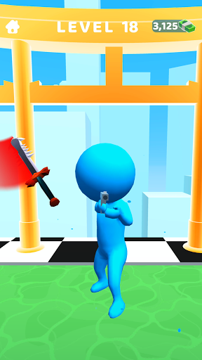 Sword Play! Ninja Slice Runner 3D  screenshots 7