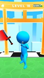 Sword Play! Ninja Slice Runner 3D Mod Apk (Unlimited Unlocked Items) 7