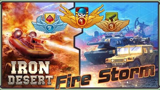Iron Desert – Fire Storm 6.5 Apk 1