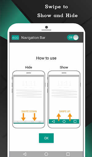 Navigation Bar (Back, Home, Recent Button) 2.1.4 Screenshots 1