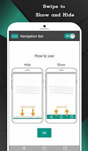 Navigation Bar (Back, Home, Recent Button) 2.2.5
