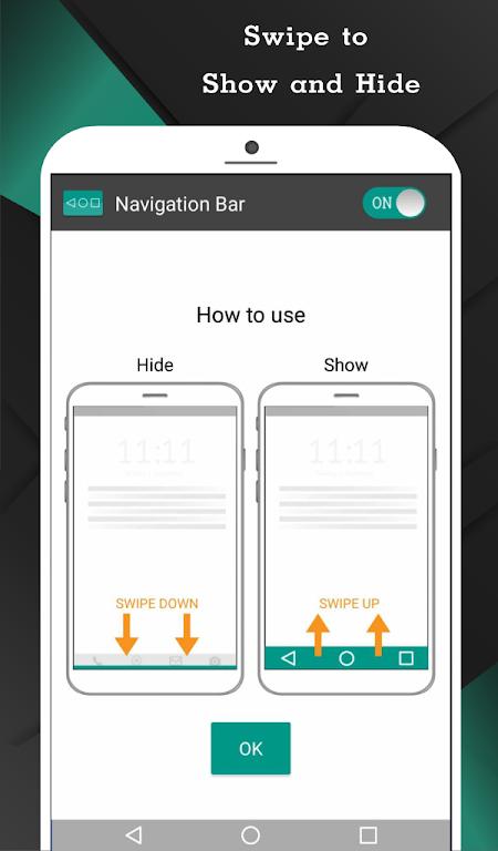 Navigation Bar (Back, Home, Recent Button)  poster 0