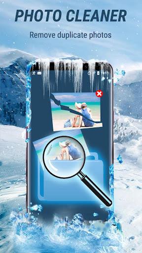 CPU Cooler - Cooling Master, Phone Cleaner Booster apktram screenshots 5