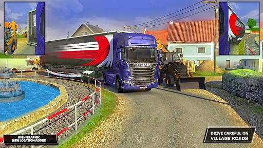 Silk Road Truck Simulator : 2021 2.3.6 screenshots 3
