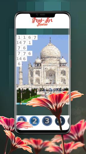 Pixel Art Master, coloring fun apkpoly screenshots 6