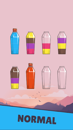 Cups - Water Sort Puzzle screenshots 11