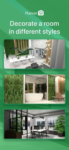 House Design & Interior room sketchup - Planner 5D apktram screenshots 6
