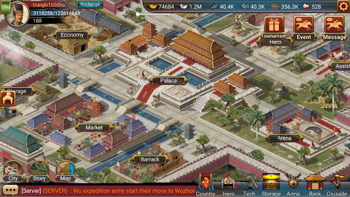 Three Kingdoms Original 2021.03.11 screenshots 9