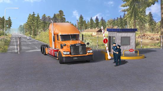City Truck Parking 3D 0.3 screenshots 2
