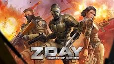 Zデー: ハートオブヒーローズ | Z  戦争 MMOのおすすめ画像1