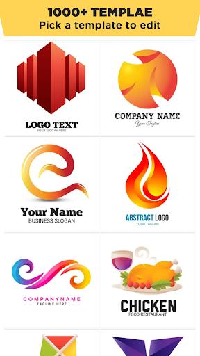 3D Logo Maker: Create 3D Logo and 3D Design Free 1.2.8 Screenshots 1