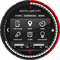 Infinity Watch Face