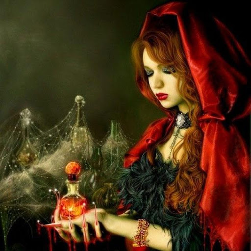 Gothic Girls Jigsaw Puzzles apkpoly screenshots 6