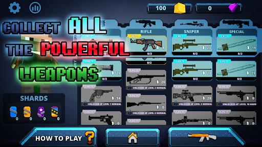 Rescue Robots Sniper Survival screenshots 3