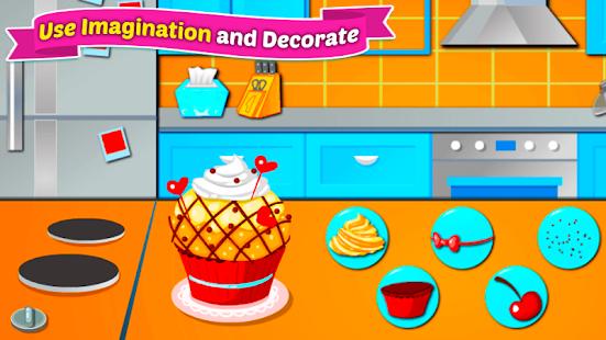 Baking Cupcakes - Cooking Game screenshots 14