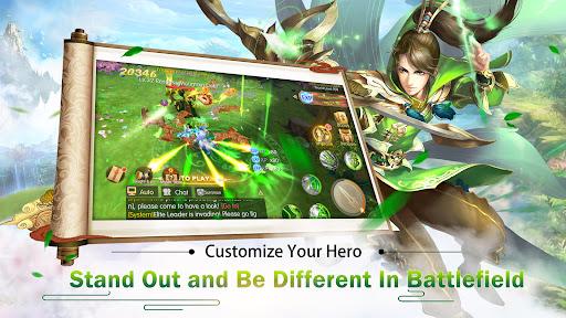Story of Hero: Lost Artifact  screenshots 14
