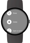 screenshot of Photo Gallery for Wear OS (Android Wear)