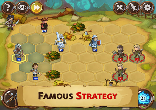 Braveland Heroes 1.58.9 screenshots 6