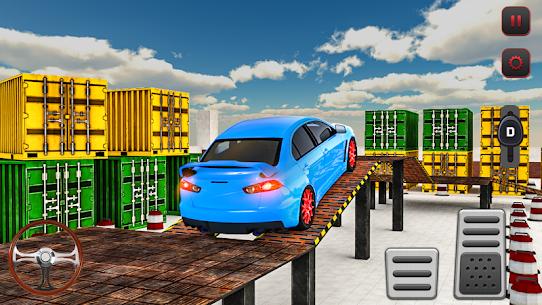 Otopark 3D: Araba Sürüş Video Full Apk İndir 6