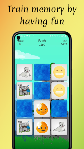 Cards Matching games. Find pairs, improve memory. https screenshots 1