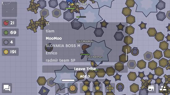 MooMoo.io (Official) 1.0.2 Screenshots 5