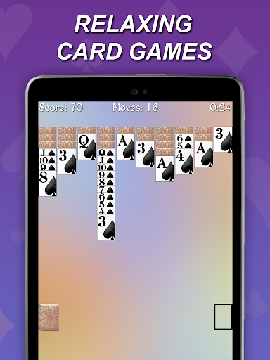 Solitaire MegaPack Varies with device screenshots 16