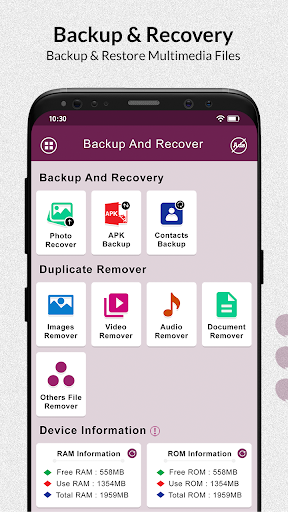 Download APK: Recover Deleted All Photos, Files And Contacts v5.4 [PRO]