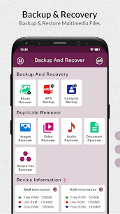 Recover Deleted All Photos Mod Apk (Pro Features Unlocked) 1
