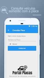 Portal Placas - Consulta de Placa, FIPE e Multa 1.5 screenshots 2