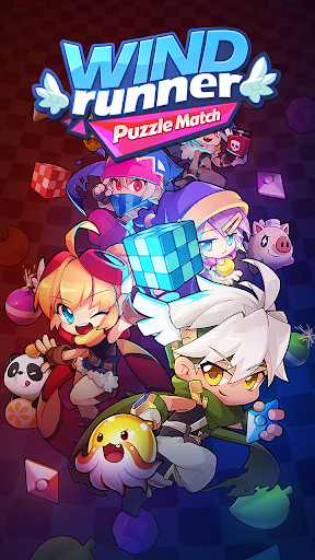 WIND Runner : Puzzle Match 1.04 screenshots 1