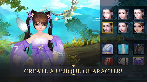 Jade Dynasty Mobile - Dawn of the frontier world 1.717.1 screenshots 2