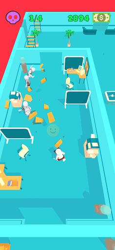 Code Triche Office Attack 3D! (Astuce) APK MOD screenshots 3