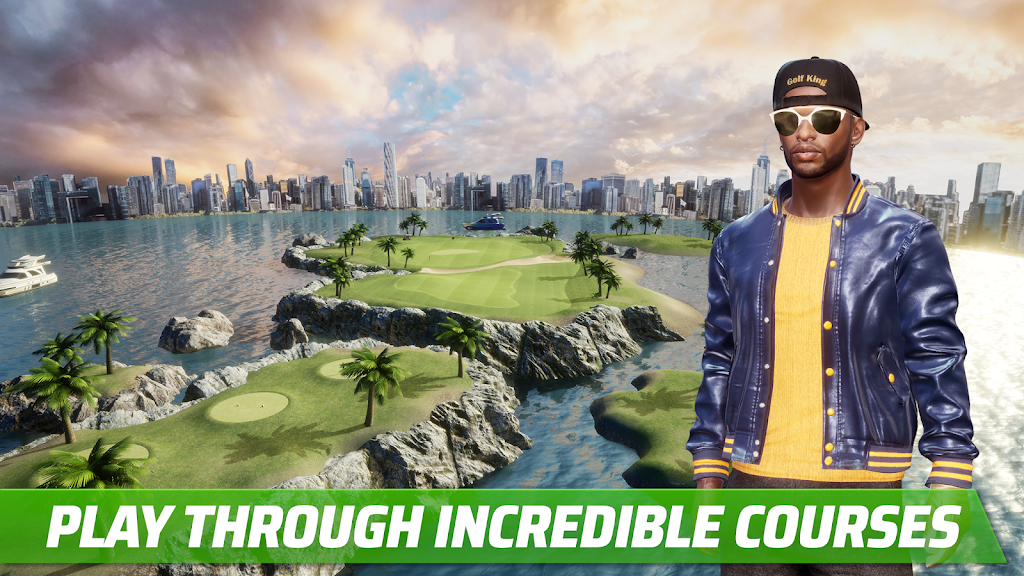 Golf King - World Tour poster 3