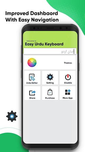 Easy Urdu Keyboard 2021 - u0627u0631u062fu0648 - Urdu on Photos 4.7 Screenshots 6