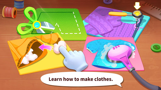 Baby Panda's Fashion Dress Up Game 8.51.00.00 screenshots 2