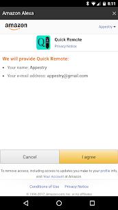 Quick Remote for Alexa & Roku 2