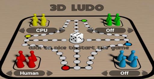 Ludo Classic 3D Apkfinish screenshots 1