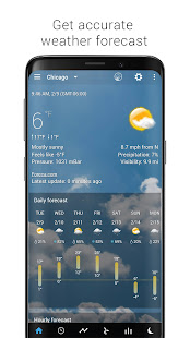 3D Flip Clock & Weather 5.96.5 Screenshots 2
