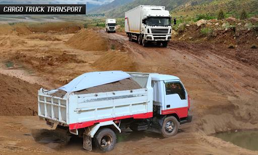 Télécharger Gratuit Hill Cargo Truck Simulator Transport Free 3D Truck APK MOD (Astuce) screenshots 1