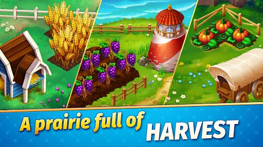 Solitaire Golden Prairies: Master Farm Matters!  screenshots 2