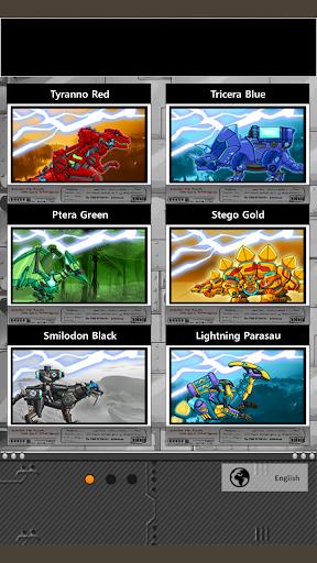 Transform Dino Robot - General Mobilization 1.29.0 screenshots 15