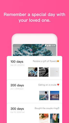 THE COUPLE (Days in Love) v2.4.2 Screenshots 3