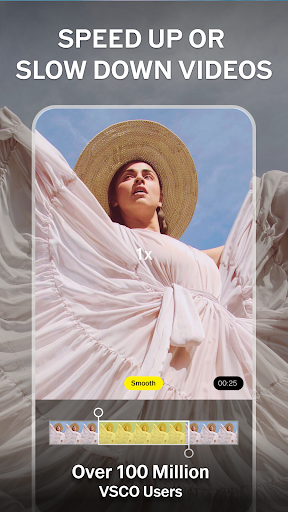 VSCO: Photo & Video Editor with Effects & Filters Screenshot