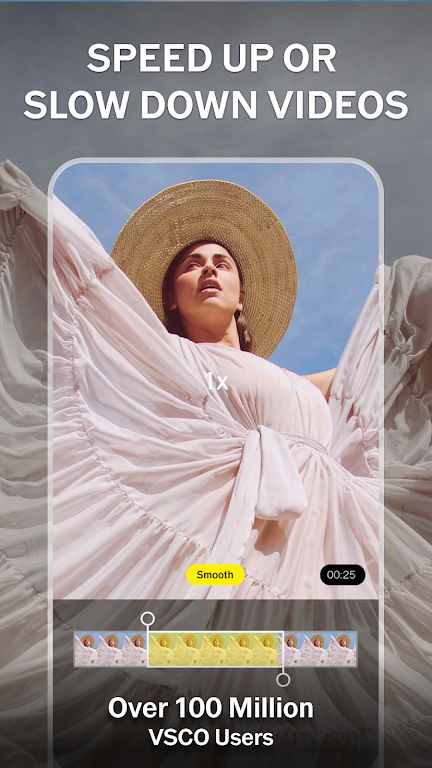VSCO: Photo & Video Editor with Effects & Filters poster 1