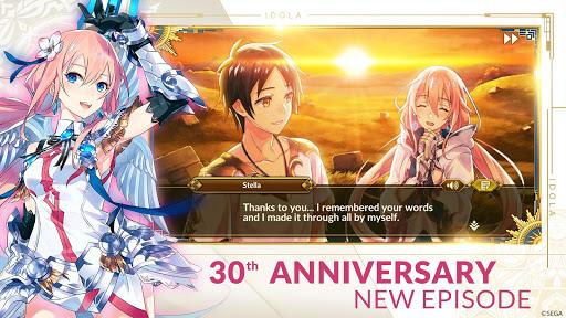 Idola Phantasy Star Saga 1.11.7 screenshots 18