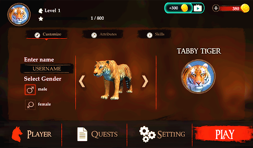 The Tiger  screenshots 10
