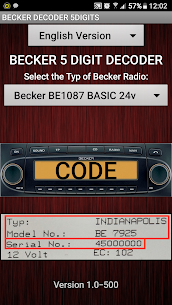 Becker 5Digit Radio Code For Pc | How To Install (Windows & Mac) 1