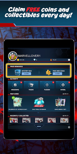 Marvel Collect! by Toppsu00ae Card Trader screenshots 16